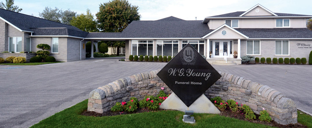 Home - WG Young's Funeral Home